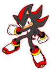 Shadow the Hedgehog: Serious and Smart (SoTDR)