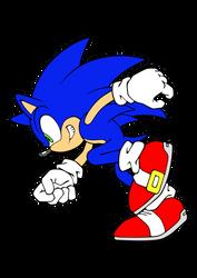 Sonic The Hedgehog: Gotta Go Fast (SoTDR)