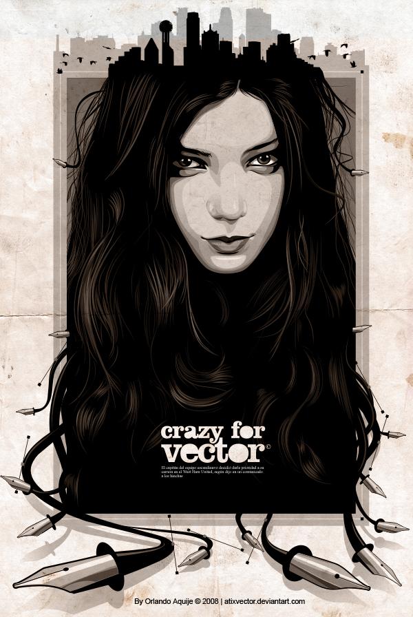 CRAZY FOR VECTOR II