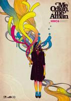 LA ODIAN, LA AMAN by AtixVector
