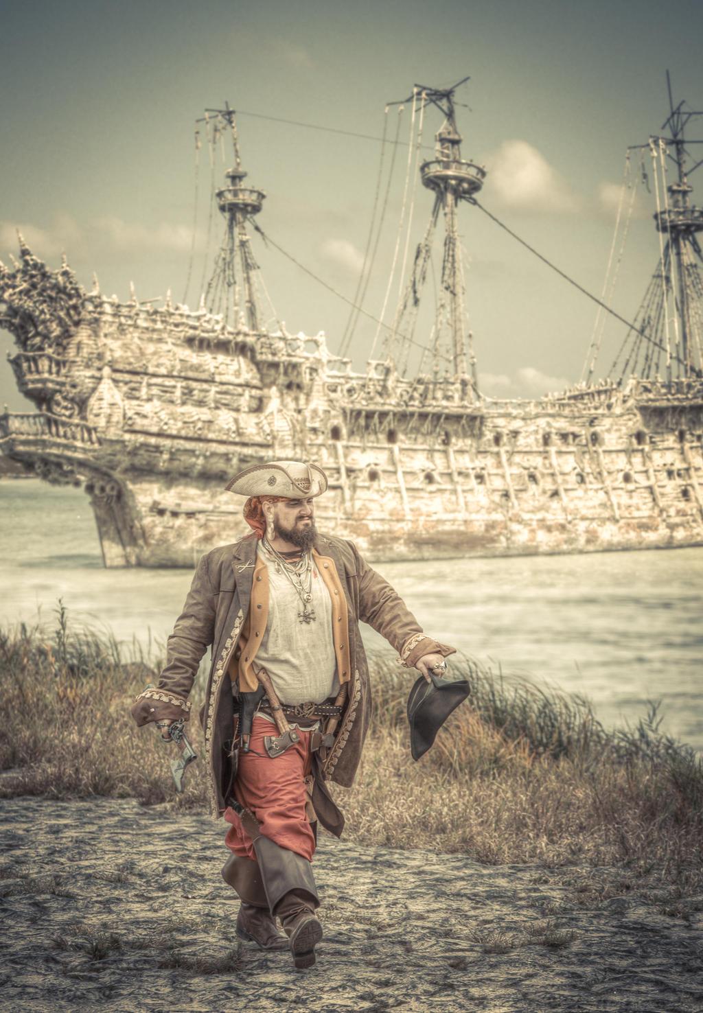 Pirate by ChristianBT