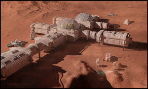 Mars Station