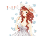 Render Girl:Burbujas