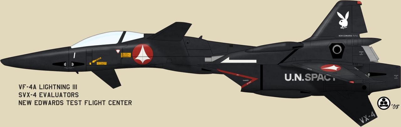 VF-4 SVX-4 Black Scheme by talos56