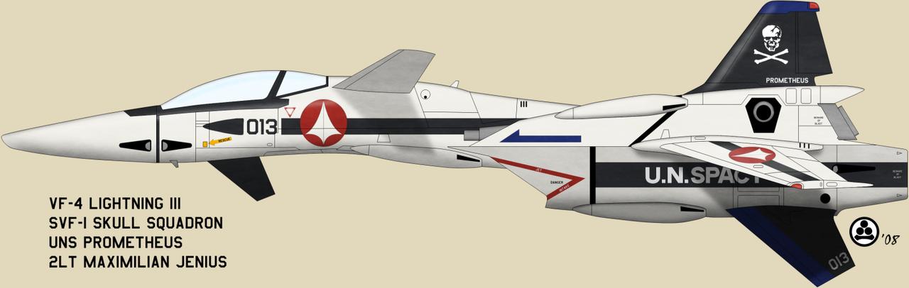 VF-4 DYRL Max by talos56