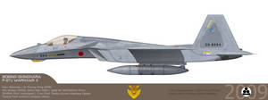 F-27C Warhawk II JASDF 3