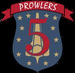 Battlestar Galactica Prowlers Patch