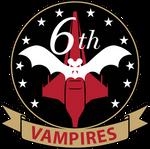 Battlestar Galactica Vampires Mk VII Patch