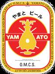 Yamato Beer Label