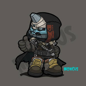 Cayde6 Commission