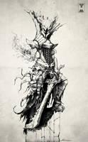 Destiny Warlock by BrianMoncus