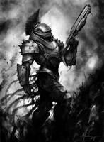 Destiny - Saint 14 by BrianMoncus