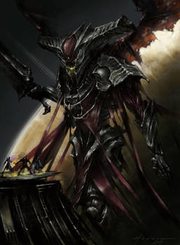 Oryx the Taken King