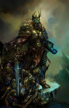 The Lich King - Arthas Menethil