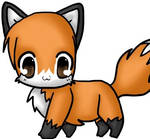 Webkinz Fox