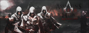Banner assassin's creed