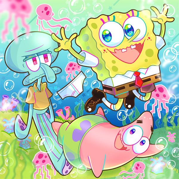 SpongeBob SquarePants By Modanspank On DeviantArt