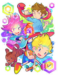 MOTHER3 13th Anniversary