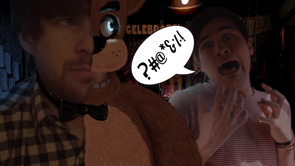 WHAT NICE TEETH YOU HAVE!   Five Nights At Freddy's 4 #1 ...