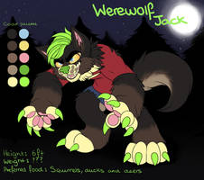 Werewolf Jack by familyof6