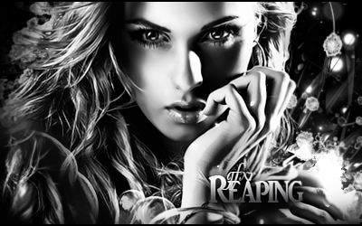 B/W Model by ReapingGFX