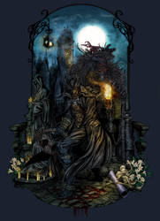 Bloodborne - The Hunt
