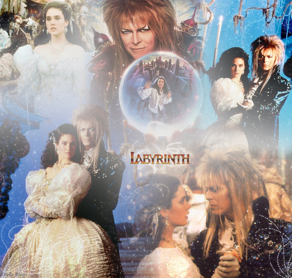 labyrinth wallpaper by xxxmikanbouyaxxx on deviantart