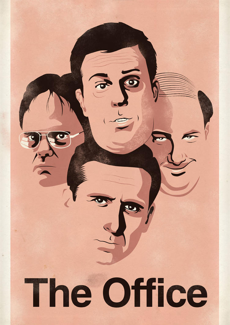 the office poster. The Office Poster By Staurland S