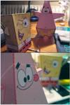 Spongepapercraft