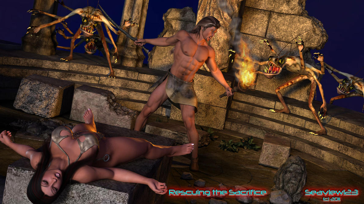 Aztec sacrifice girl sex movie