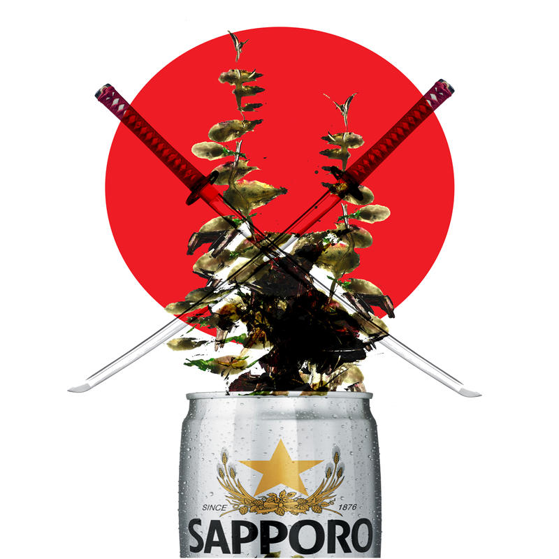 Sapporo bonsai can by real-tv