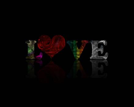 Sometimes LOVE Is Beautiful.