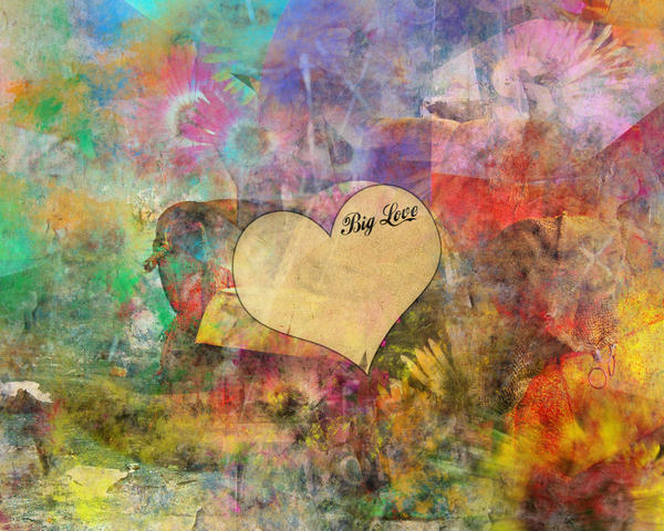 Big Love. by PhysicalMagic