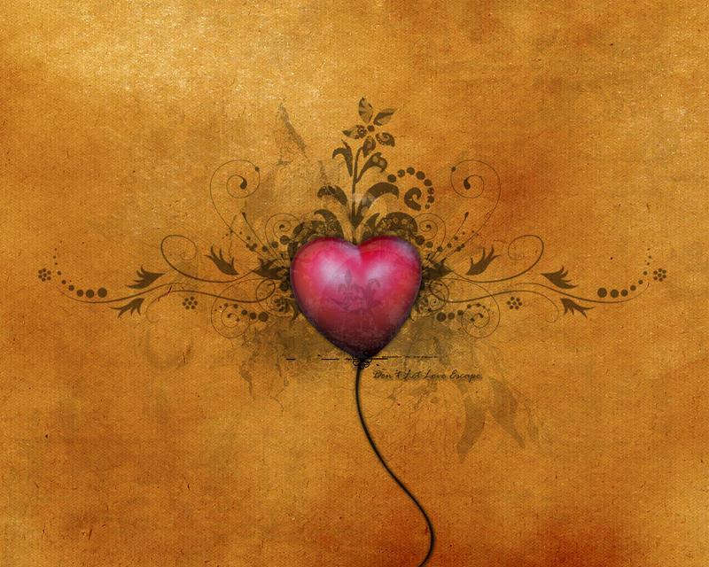 Don't Let Love Escape. by PhysicalMagic