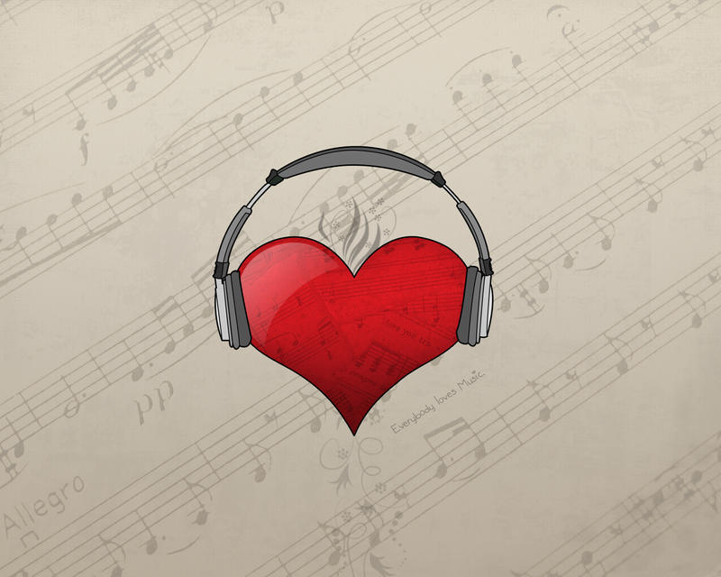 Everybody Loves Music.