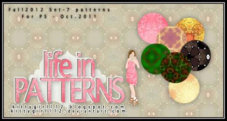 new Patterns-Fall 2012