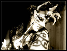 Venetian Mask by SpectralFairy