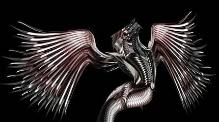 Dark Platinum Queen