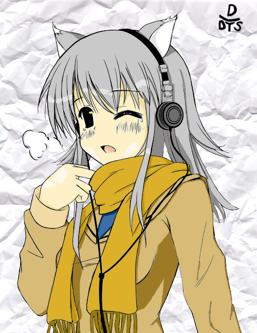 ColdCatgirl Coloured