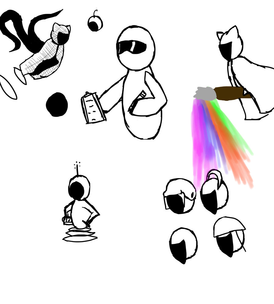Comic Concepts