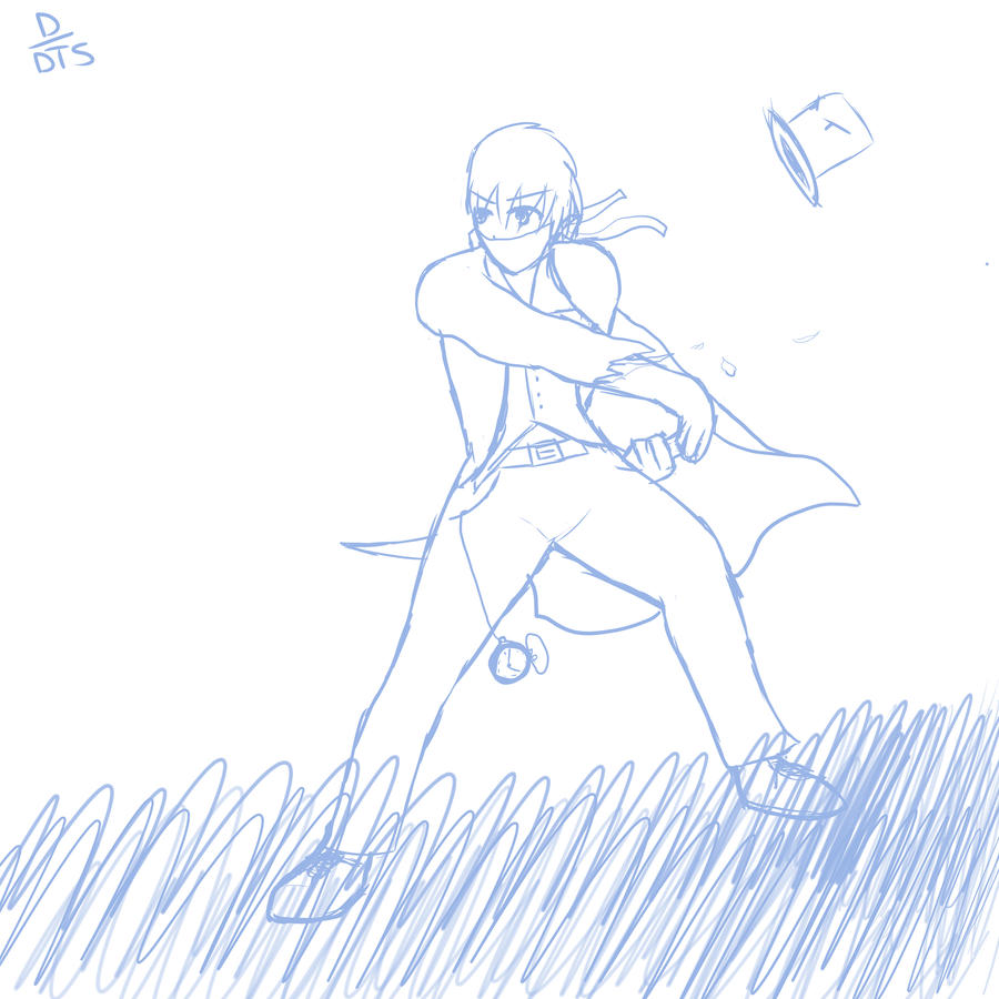 Sword Man?