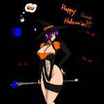 Happy (Belated) Hallowe'en!