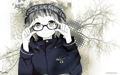 Anime Wallpaper by Nobuyuki7