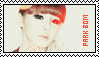 Park Bom stamp by Nobuyuki7