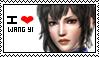 Wang yi stamp by Nobuyuki7
