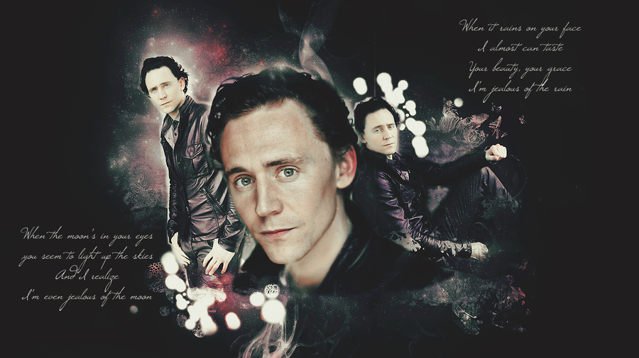 Tom Hiddleston Wallpaper Request By Nobuyuki7 On DeviantArt