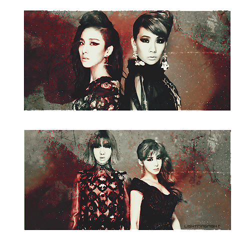 2ne1 - I am the best 3 by Nobuyuki7