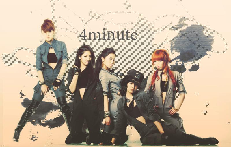 4minute - huh by Nobuyuki7