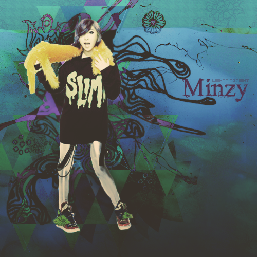Minzy Edit by Nobuyuki7