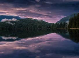 Buntzen Lake by dashakern